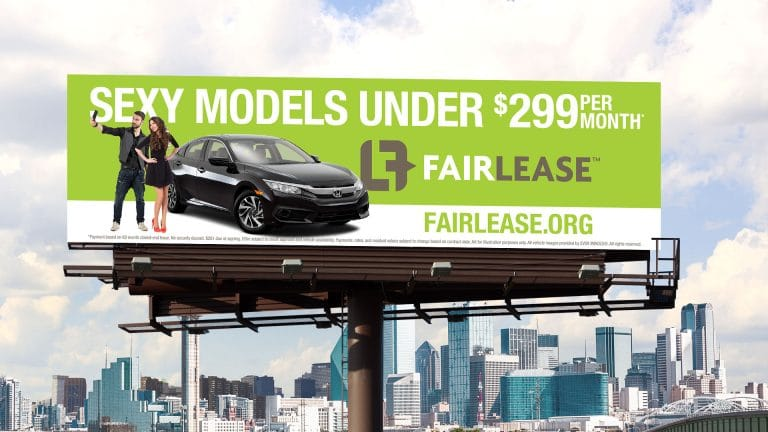 Billboard: FairLease