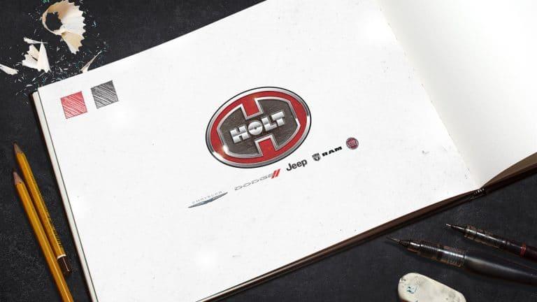 Logo Design: Holt CJDRF