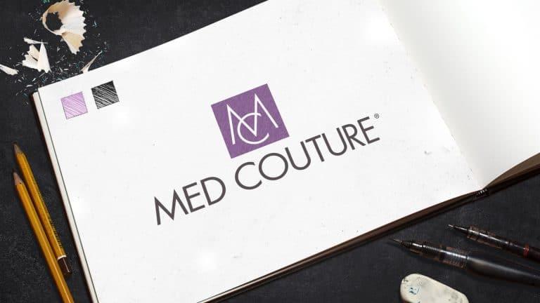 Logo Design: Med Couture